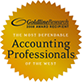 Goldline Research Accounting Professionals Award